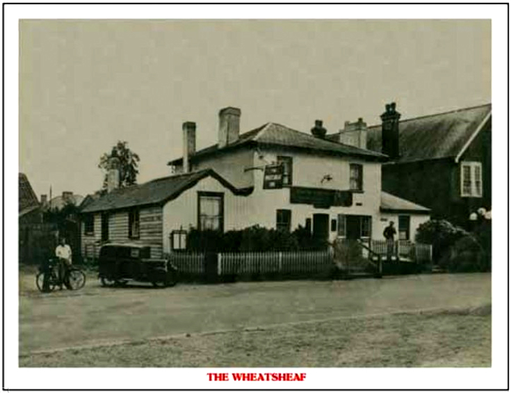 The Wheatsheaf Brighton Rd Banstead