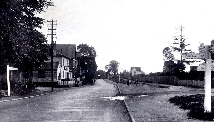 The Wheatsheaf Public House  - Banstead