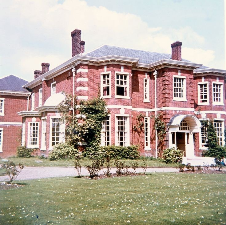 Banstead Hall exterior