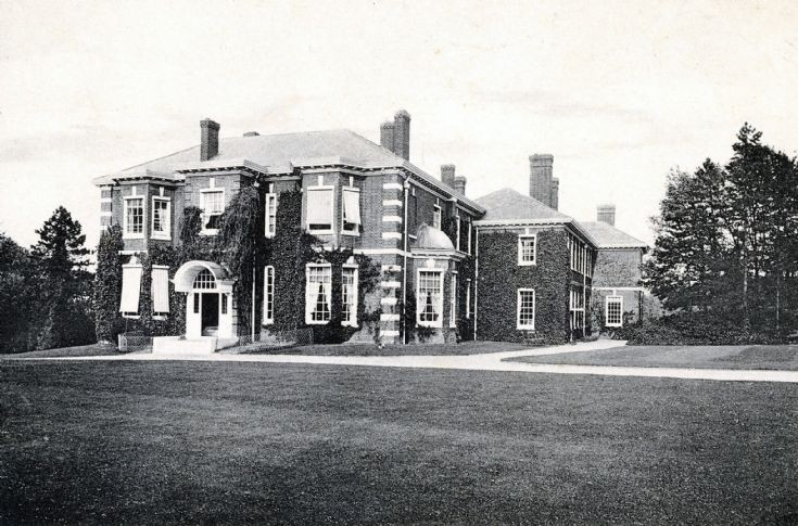 Banstead Hall exterior