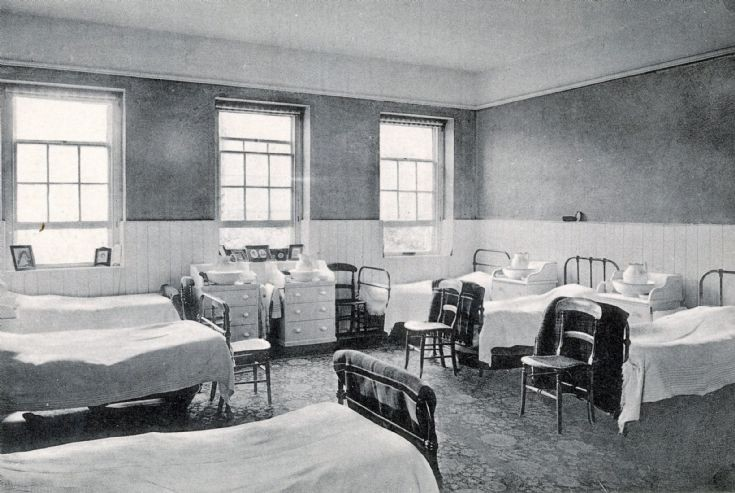 Banstead Hall dormitory