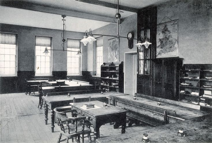 Banstead Hall school room