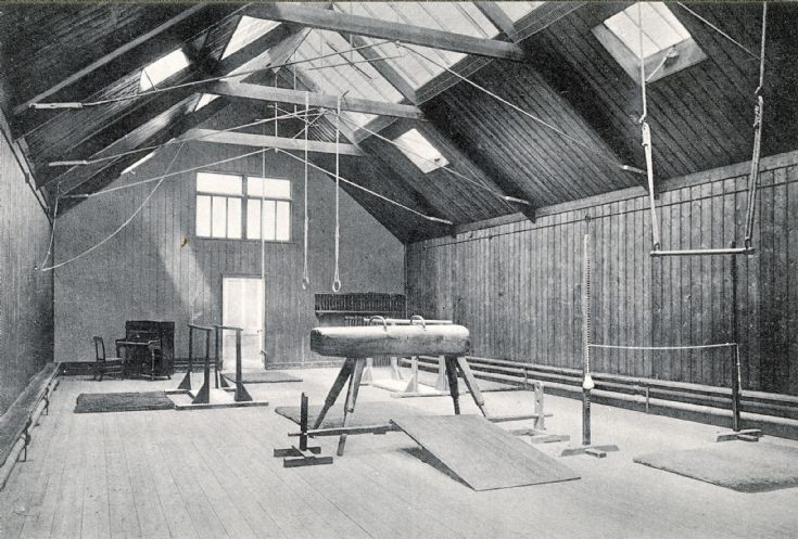 Banstead Hall gymnasium