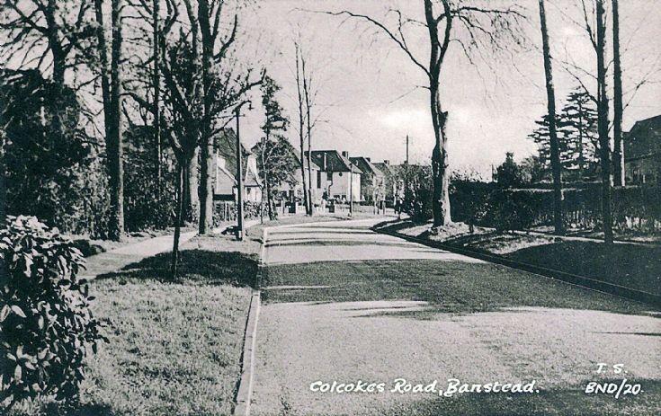 Colcokes Road