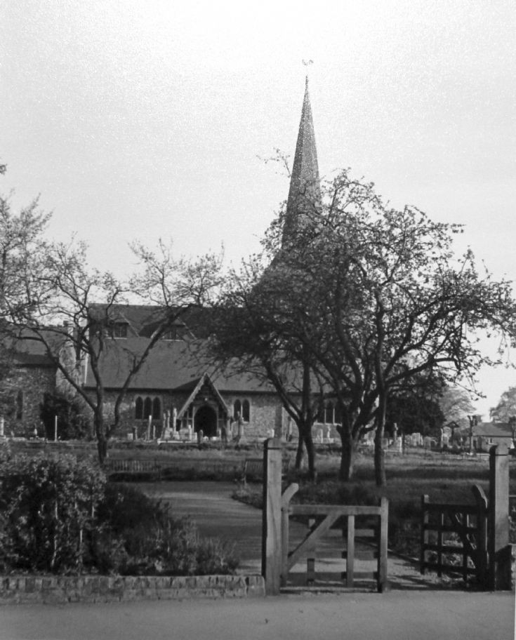 All Saints and the Garton Chapel of Ease