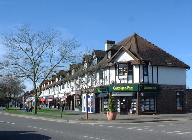 High Street Banstead