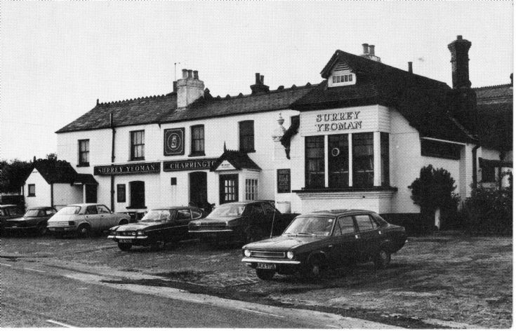 The Surrey Yeoman Public House