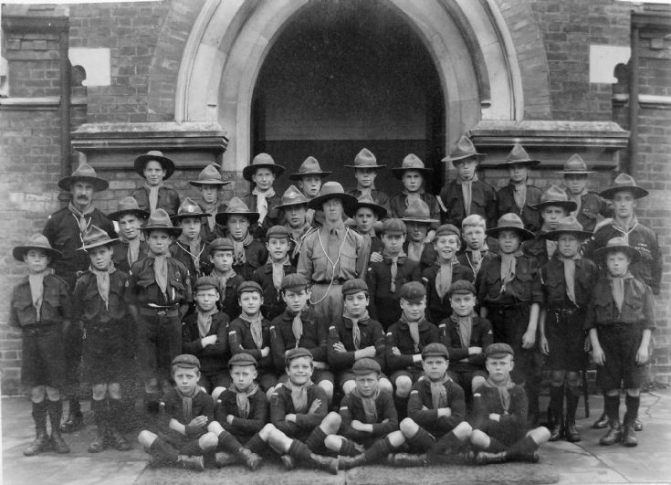 1st Banstead Troop of Boy Scouts - Beechholme
