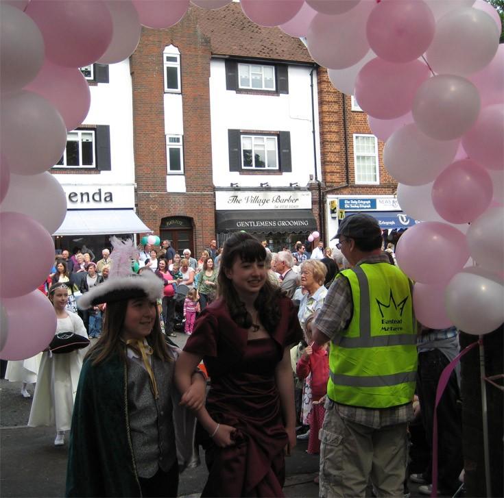 2011 Banstead May Queen