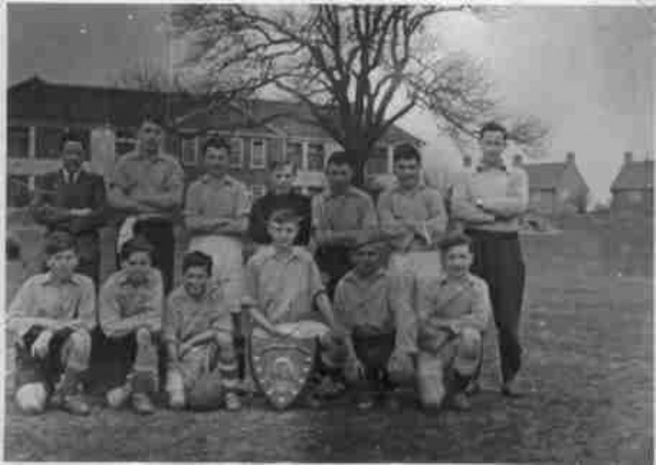 Picquets Way Football team 1949/50