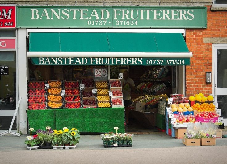 Banstead Fruiterers