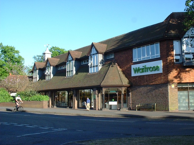 Waitrose - Corner of Avenue Rd/ High st. Banstead