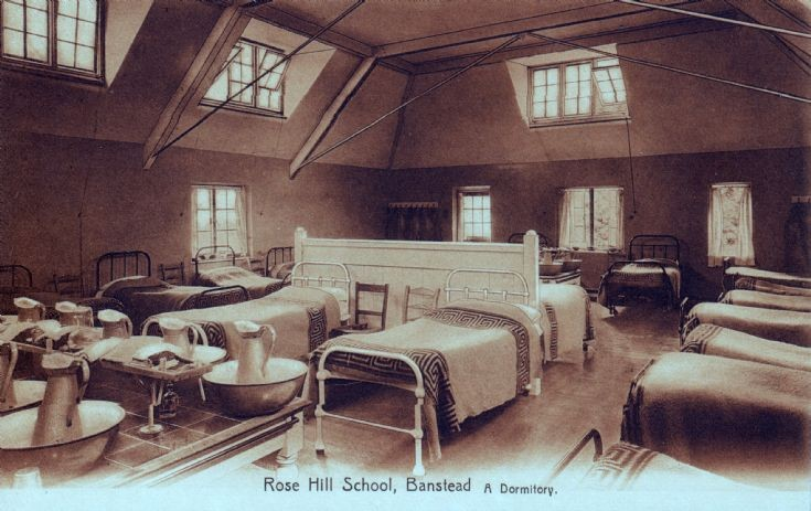 Rose Hill School, A Dormitory