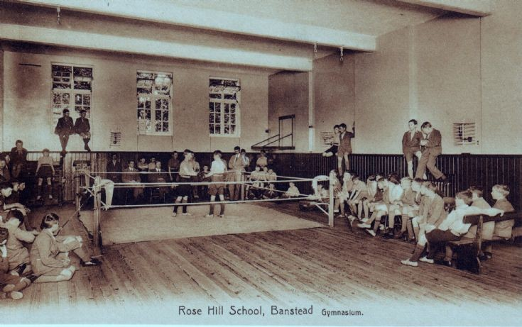 Rose Hill School, Gymnasium boxing