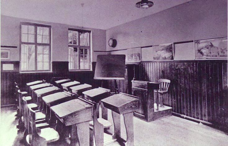 Rose Hill School, Classroom