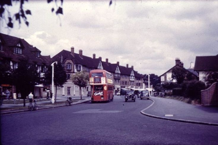 Banstead high street - Oaktimbers