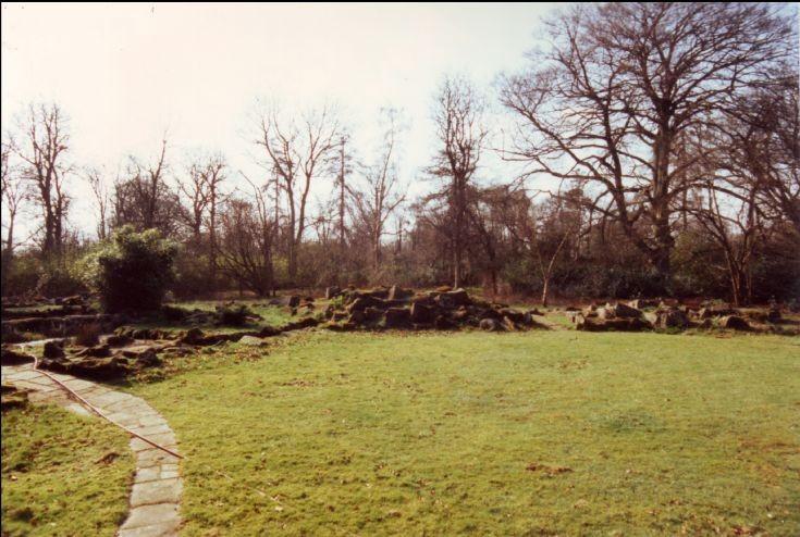 Banstead Woods - Victorian Garden
