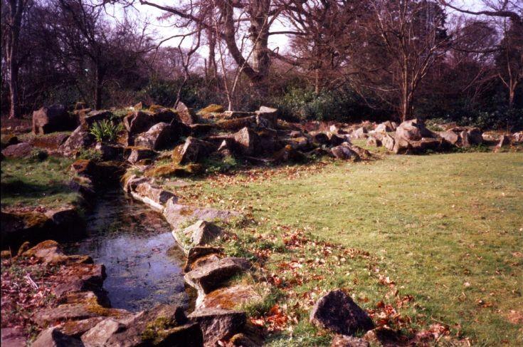 Banstead Woods - Water garden