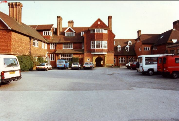 Banstead Woods - The original buildings