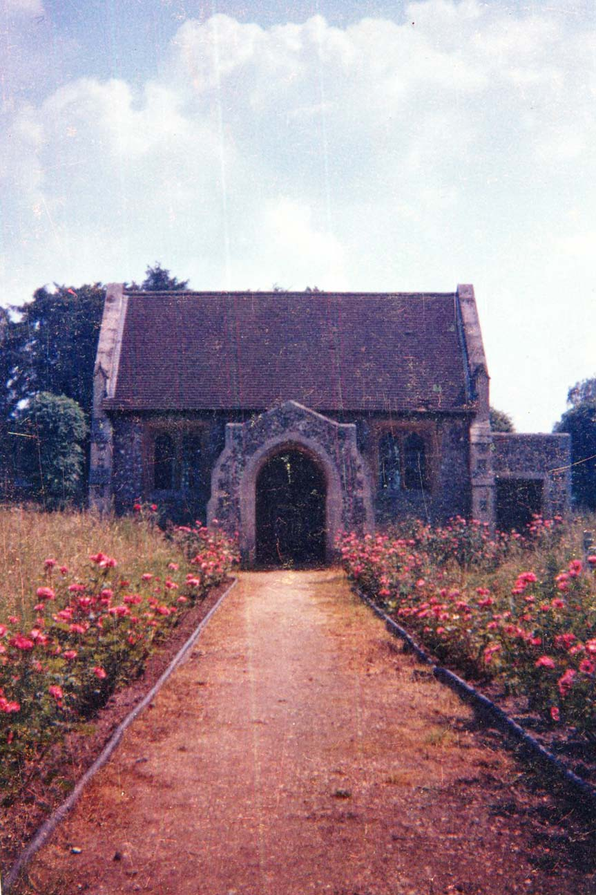 Mortuary Chapel in All Saints Churchyard