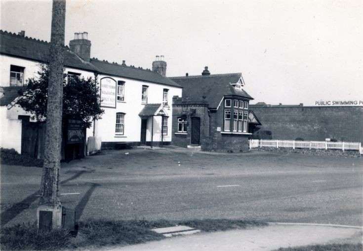 Rosemary's Pub at Burgh Heath