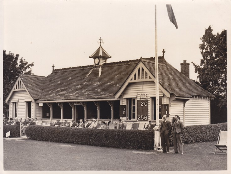 The Banstead Cricket Club Pavillion
