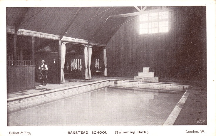 Banstead School swimming baths
