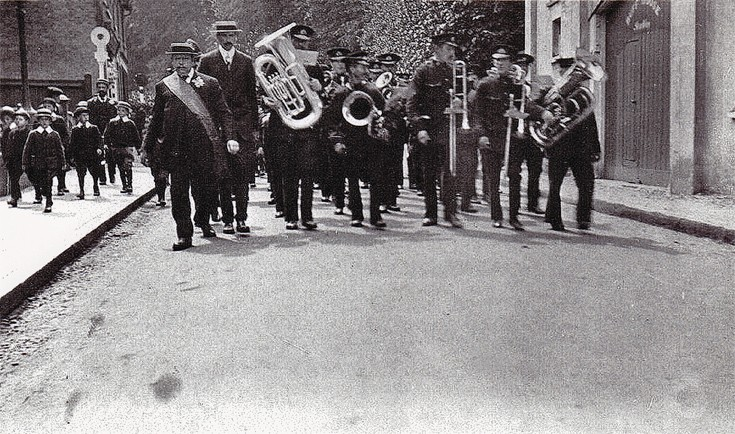Banstead Village Band and Police Station