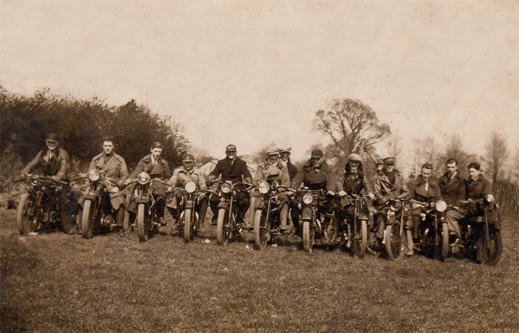 The Banstead Motorcycle club
