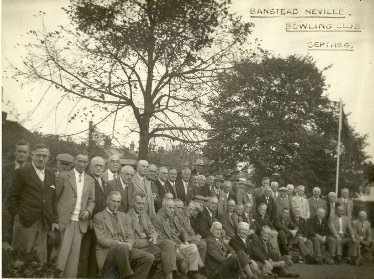 Banstead Neville Bowling Club