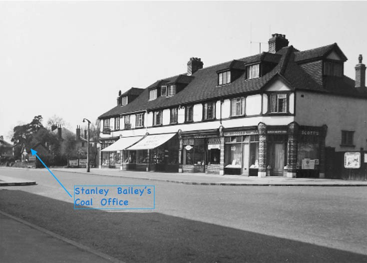 Banstead High Street (west end)