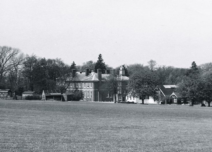 Banstead Hall wide view