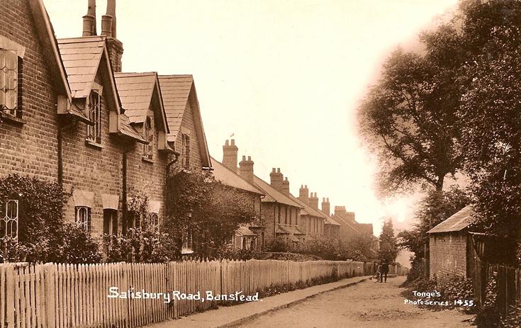 Salisbury Road Banstead