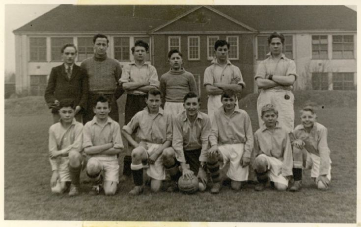 Sutton and District Schools Champions 1948/49