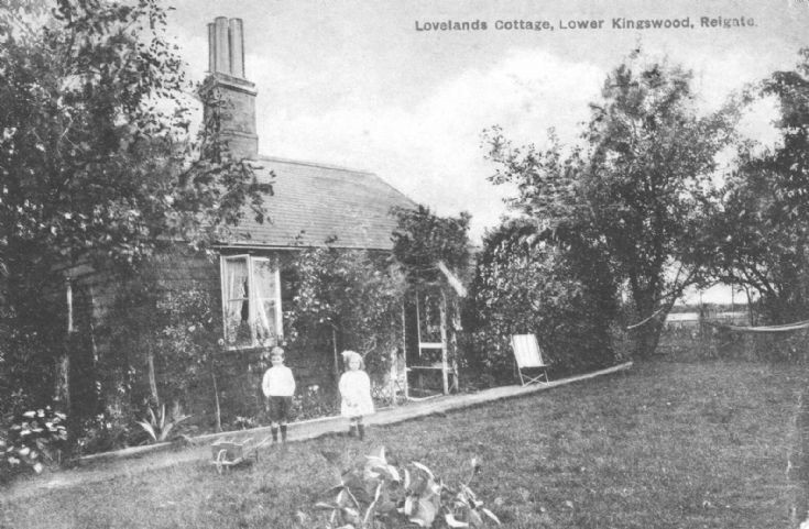 Lovelands Cottage, Lower Kingswood