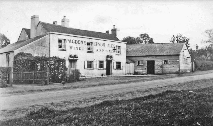 Fox Inn, Lower Kingswood