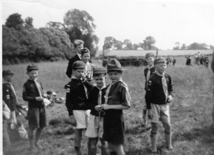 7th Banstead Scouts.