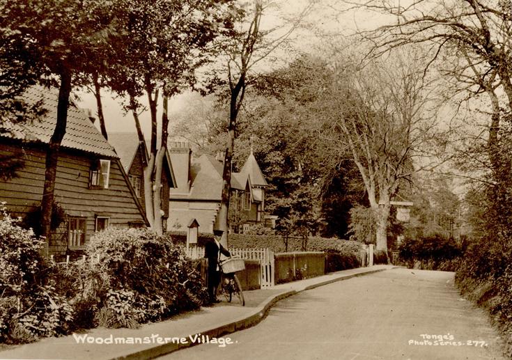 Woodmansterne Village
