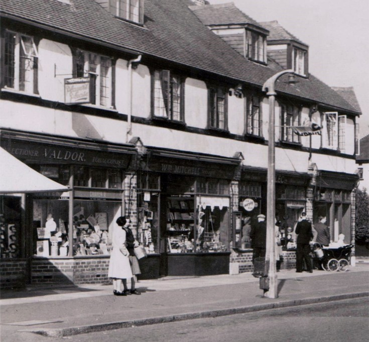 Banstead High Street in the 1950s (Part One)
