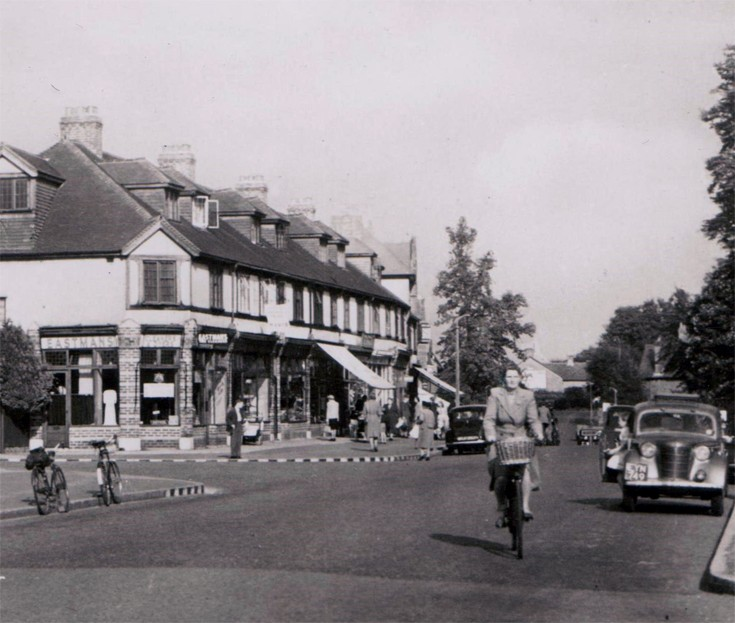 Banstead High Street in the 1950s ( Part two)