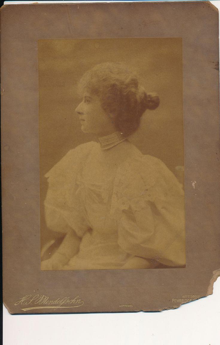 Helen Colman of Colmans Mustard