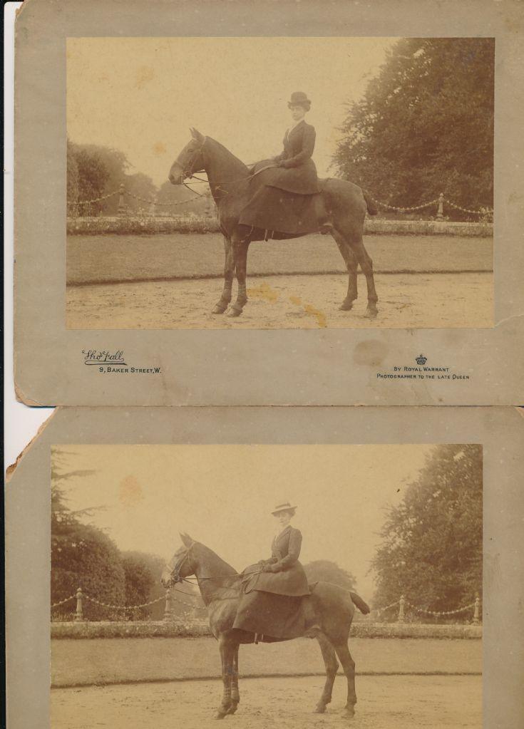 Constance Dalziel, niece of Helen Colman
