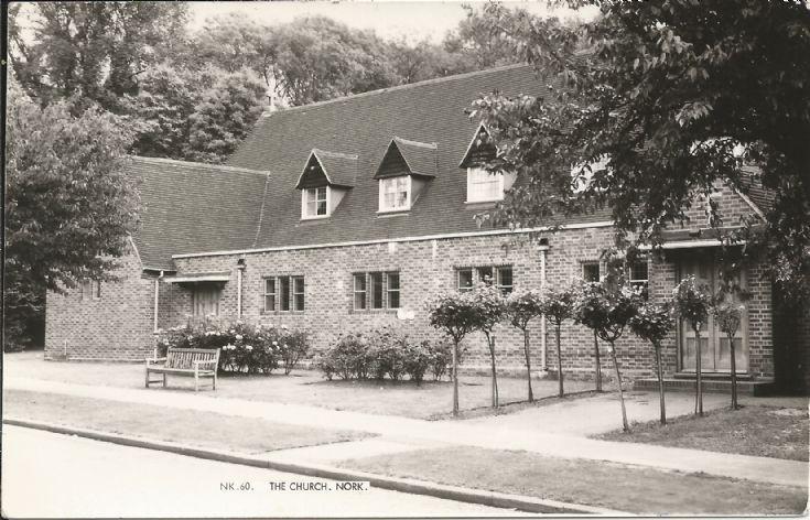 St Paul's Church, Warren Road, Banstead