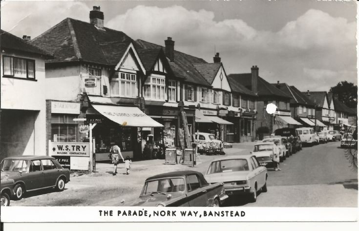 Nork Way, Banstead