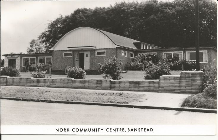 Nork Community Centre, Nork Way, Banstead
