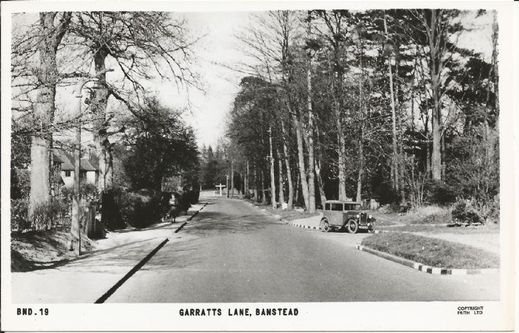 Garratts Lane, Banstead