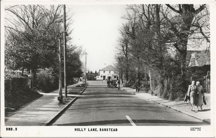 Holly Lane/Bolters Lane, Banstead