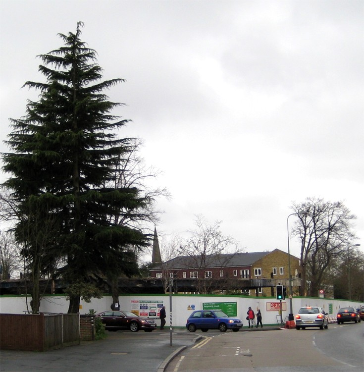 Waitrose is finally gone - March 2009