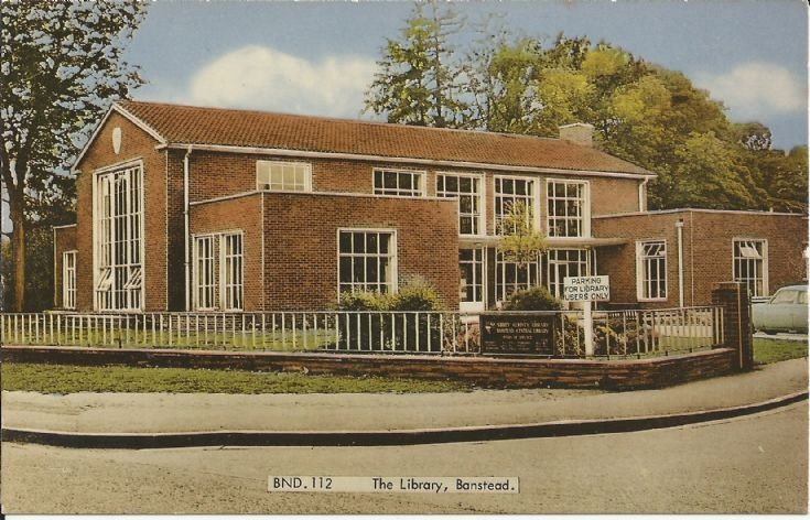 The Library, Banstead