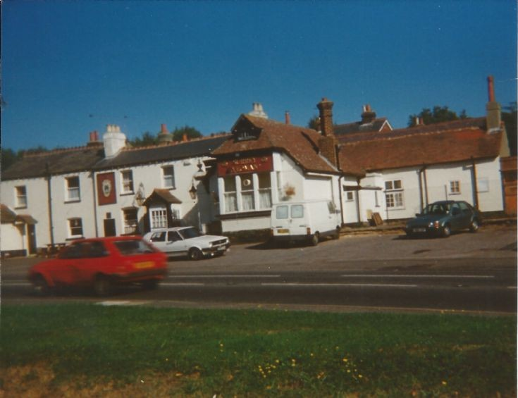 The Surrey Yeoman, Burgh Heath
